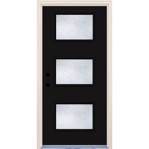 builder s choice 36 in x 80 in hemlock 10 lite interior builder s choice 36 in x 80 in inkwell 3 lite rain glass