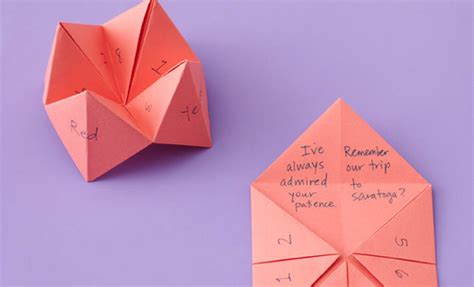 what to write in a paper chatterbox what to write on a chatterbox creativecraftyfix