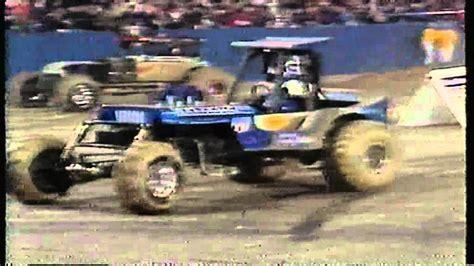 monster truck racing super ushra mud monster truck racing super challenge 1990