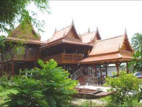 home design company in thailand traditional thai houses baan song thai