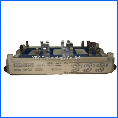 siemens igbt transistor module igbt module siemens bsm25gd120d in transistors from electronic components supplies on