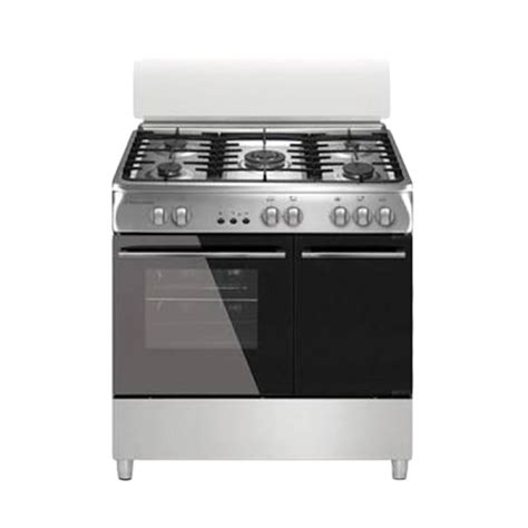 Kompor Yang Menyatu Dengan Oven jual electrolux ekg 9656x 2 g kompor oven 5 tungku
