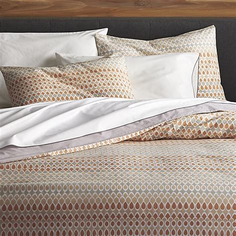 crate and barrel bedding banjara king duvet cover crate and barrel
