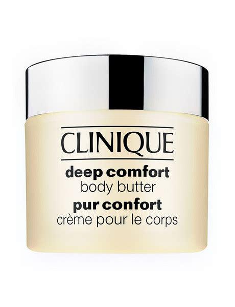 clinique deep comfort body butter clinique deep comfort body butter 85210