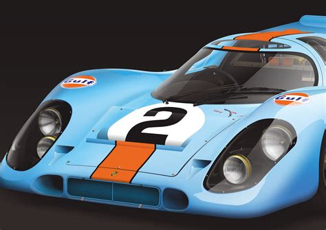 porsche 917 art porsche 917k front by johnson6277 on deviantart