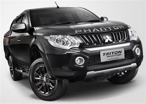 L Mitsubishi L200 Triton Single Cabin 07 Rh mitsubishi triton phantom edition launched in malaysia