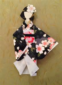 How To Make Japanese Paper Dolls - japanese paper doll for 1500 free paper dolls go to my
