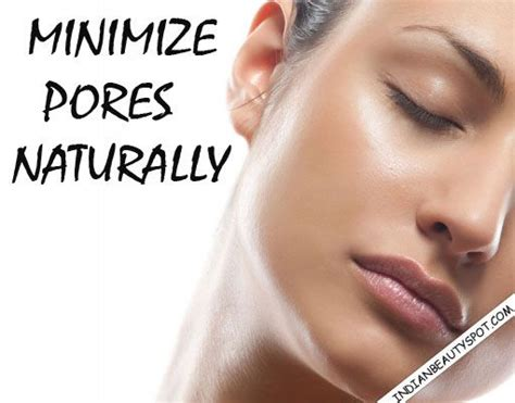 Tips To Minimise Pores by Simple Skin Care Routine Minimize Pores Naturally