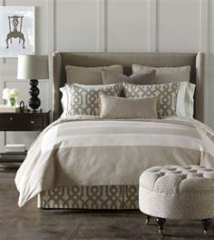 Bedroom Linens Luxury Bedding By Eastern Accents Rayland Collection
