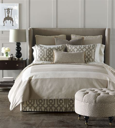 luxury bed linens luxury bedding by eastern accents rayland collection