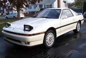 1987 Toyota Supra Turbo Value 1 Owner 19k Mile 1987 Toyota Supra Turbo Bring A Trailer