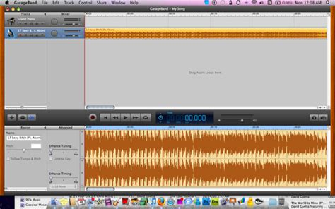 Garageband Yellow Bar Daily Tip How To Create Free Iphone Ringtones In