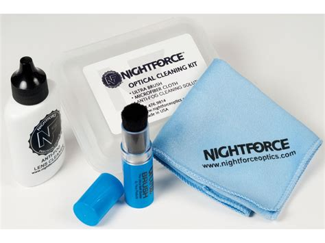 nightforce lens cleaning kit mpn a130