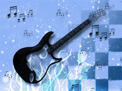gambar gambar gitar keren