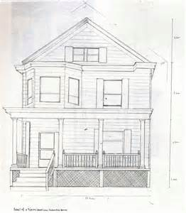 House Drawing pencil drawings of houses chinese house drawing step step clipartsco