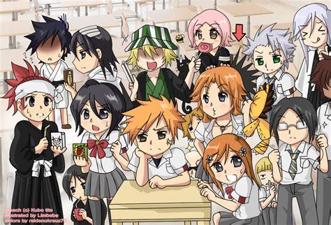 anime chibi anime cute emo bleach anime chibi
