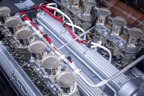 Lamborghini Miura Engine Lamborghini Miura P400s Sv Specification 700 000 Usd