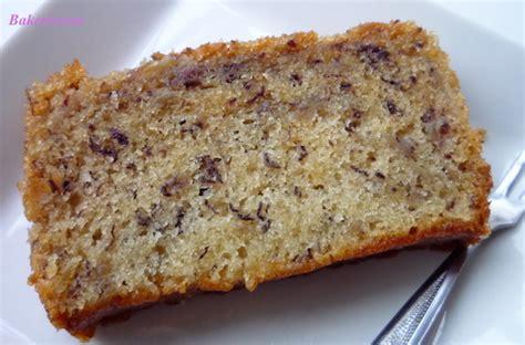 Banana Bread Cake Pisang Villa tips cake resep cara membuat cake pisang yang lezat