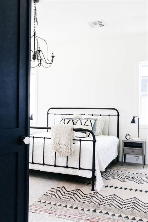 black iron bed frame 25 best ideas about black iron beds on black