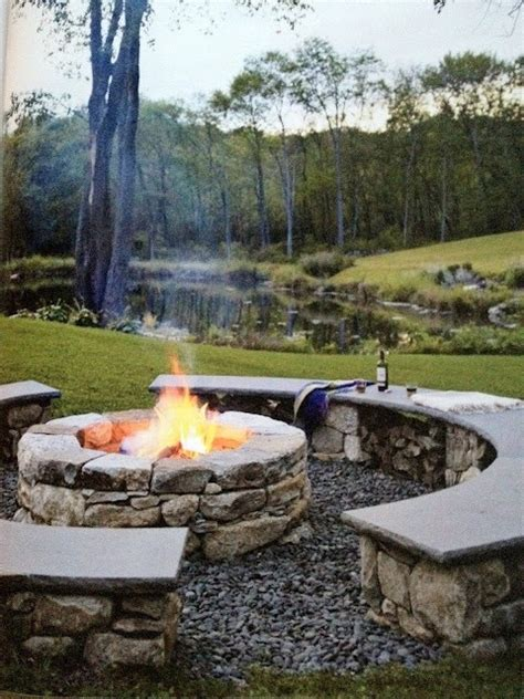 35 smart diy pit projects backyard landscaping design