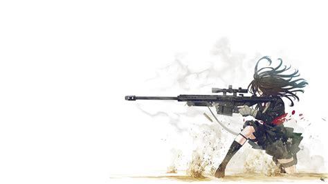 anime wallpaper hd gun anime girl with gun hd wallpaper 1920x1080 girl