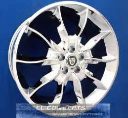 Jaguar Chrome Rims Jaguar Xf R Xfr Quot Draco Quot 20 Inch Chrome Wheel Exchange