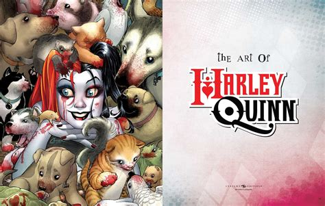 Book Review In The Fast By Quinn by The Of Harley Quinn Book Review Gamer