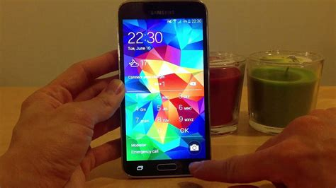 samsung screen pinning how to use a pin code as screen lock for the samsung galaxy s5