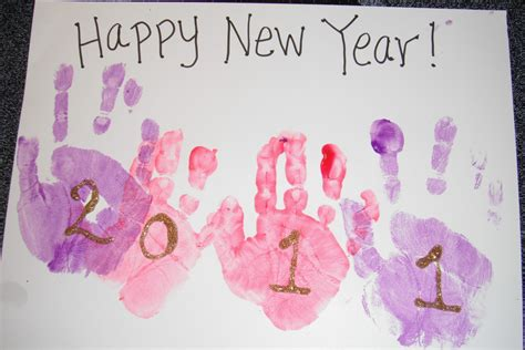 new years craft for mrs jackson s class website new year crafts arts