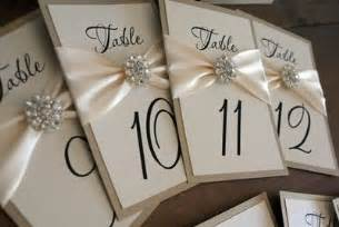 quotes on table number cards for wedding reception i quotes