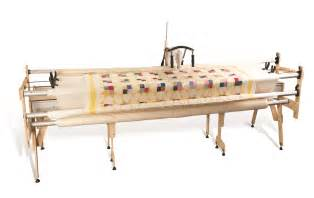 grace frame gracie king wood craft quilting machine new