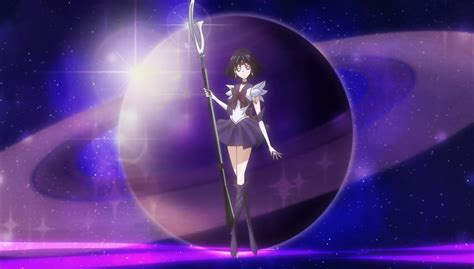 sailor saturn appears