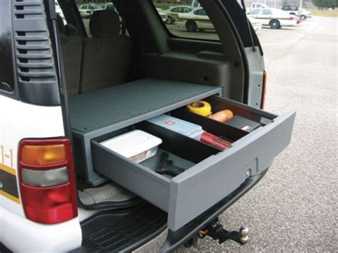 Suv Cargo Drawer by Mid Size Suv With Best Storage Autos Post