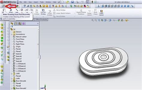 solidworks drawing template tutorial solidworks design simple tutorial create a drawing