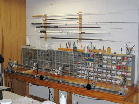 rod building bench rod lathe bench rodbuilding org