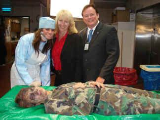 Morgue Assistant by Dr G Examiner Episode