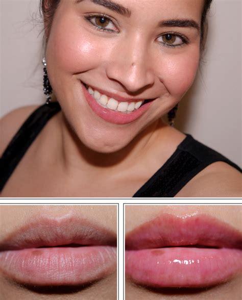 Free Lorac Mocktail Lip Sheer At Sephora by Brown Cosmic Pink Sheer Color Lip Gloss Review