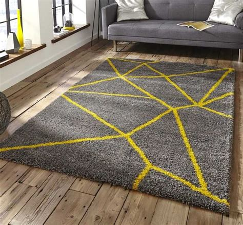 the 25 best yellow rugs ideas on grey and