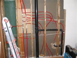 What Is Pex In Plumbing by Pex Pipes Says Bye To Rigid Pipes Buildcivil