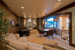 Decorating Ideas For Upstairs Family Room Berkshire Residence