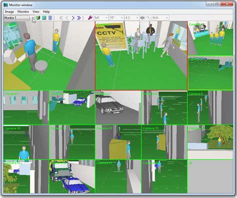 cctv layout design software free cctv design software videocad professional