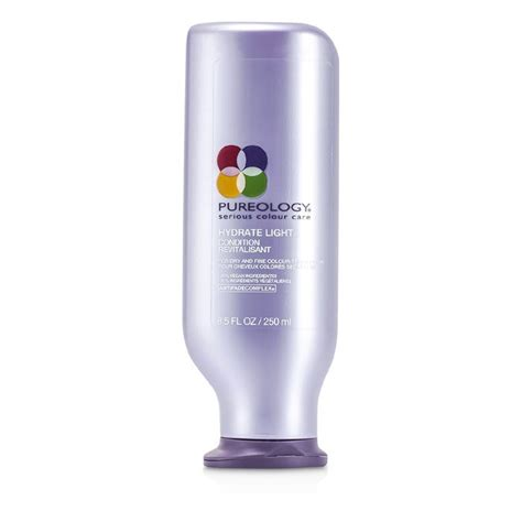 pureology hydrate light conditioner condicionador hydrate light condition p cabelo fino