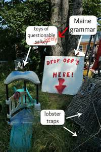 Garage Sale Finder Maine The Dollar Store A Maine Of Yard Sale Crushing On