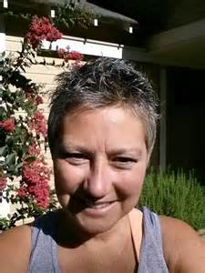 hairstyles for after cancer treatment hair 6 months after chemo very short hair styles pinterest