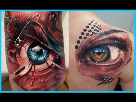 imagenes de ojos para tatuajes mejores tatuajes de ojos youtube