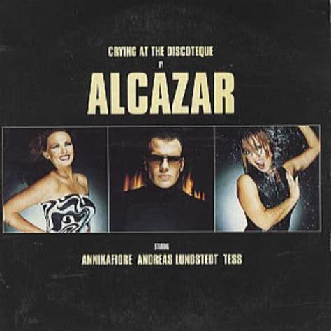 alcazar at the discotheque alcazar at the discotheque swedish cd single cd5