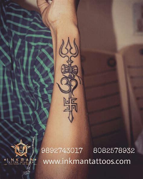 tattoo maker in thane forearm tattoo tattoos wrist tattoo bnw om tattoo
