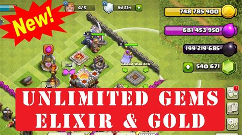 clash of clans unlimited gems apk clash of clans hacked version apk unlimited gems