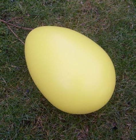 large easter eggs for yard easter egg the lawn egg big egg brand new one