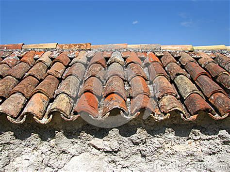 ancient roofs ancient roof tiles stock photos image 29018343
